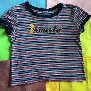 Tops - Sweety tweety tee shirt